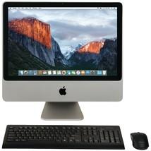"Apple 20"" Refurbished Imac Desktop Computer MWHMB323LL - $373.80"