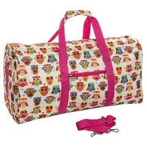 "World Traveler 22"" Duffle Bag, Owl Pink - $44.19"