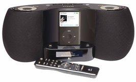 Logitech Pure-Fi Dream Speaker for iPod and iPhone (Black) - $143.55