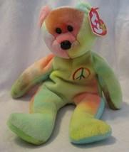 Ty Beanie Baby Peace Gasport Tag Error NEW - $9.89