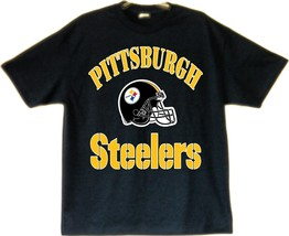Pittsburgh Steelers Image T-Shirt Black (S thru 4XL) - $20.78+