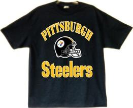 Pittsburgh Steelers Image T-Shirt Black (S thru 4XL) - $20.78+