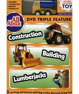All About: Construction Building Lumberjacks [DVD] - $19.99