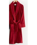 Hotel Collection Finest Modal Robe Luxury Turkish Flax Towels Bathrobe M... - $79.19