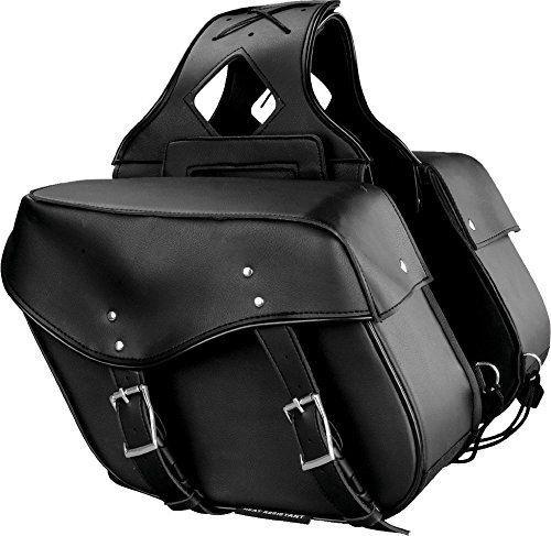15X10X6X18 Milwaukee SH61101ZB-BLK-PCS Black Two Strap PVC Zip-Off Bag