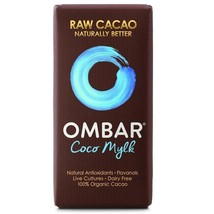 Ombar Coco Mylk Raw Chocolate Bar 35g - $6.65