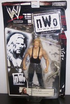 "New! 2002 Jakk's Pacific NWO Back & Bad ""Kevin Nash"" Action Figure WWE {... - $24.74"
