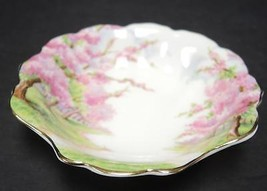 "Royal Albert 5"" Shell Shaped Dish - Blossom Time Pattern - $3.42"