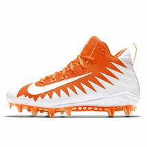 Nike Alpha Menace Pro Mid Football Cleats Team Orange 871451-811 - $54.95