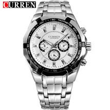 Top Brand Luxury Watch CURREN Casual Military Quartz Sports Wristwatch F... - $31.63