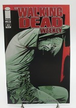 The Walking Dead Weekly #45 Image Comics Kirkman Adlard Rathburn AMC - $15.16