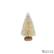 Medium Cream-color Frosted Sisal Trees - $3.34