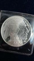 1 oz Silver Round - Indian Head, Buffalo - $38.00
