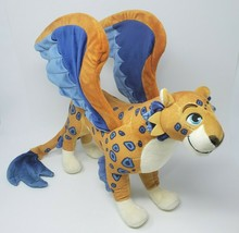 "14 "" Disney Magasin Skylar Jaquin Jaguar Elena De Avalor Animal en Peluche Jouet - $36.29"
