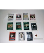 Star Wars Decipher Collectible Cards Lot 1995 w/ Plastic sleeves 11 Cards - $3.95