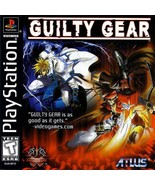 Guilty Gear PS1 Great Condition Fast Shipping - $42.44