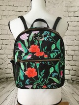 KATE SPADE NWT WILSON ROAD HUMMINGBIRD FLORAL SMALL BRADLEY BACKPACK NYLON - $170.00