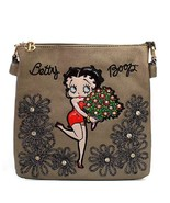 Betty Boop Messenger Bag CROSSOVER PURSE - $18.99