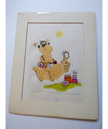 Whimsical World of Barbara Alexander Limited Edition print Signed Kangar... - $35.64