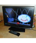"Sylvania LC190SL1 19"" 720p HD LCD Flat Screen TV with Remote HDMI VGA for PC - $93.08"
