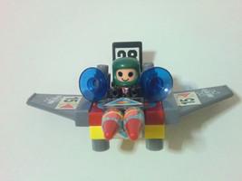ATCO LEGO SPACE ADVENTURE SPACE SHIP NO BOX - $4.94
