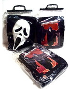 Scream Father Death Costume With Robe Mask And Poster Display Halloween ... - $249.99