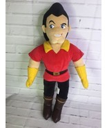 Disney Store Gaston Villain Beauty And The Beast Movie Large Plush Stuff... - $53.00