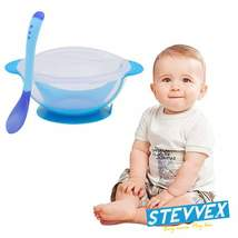 4 Color Advanced Silicone  Feeding Spoon  Temperature Sensing Weaning So... - $11.00+