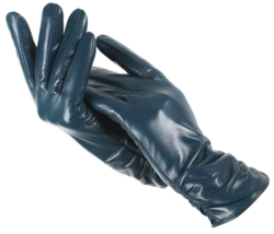 Vintage Real Leather Women's Gloves  - $15.90