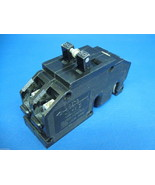 """50A ZINSCO or GTE Sylvania Double or 2 Pole 50 Amp 1-1/2"""" Wide BREAKER Q or QC - $44.95"""