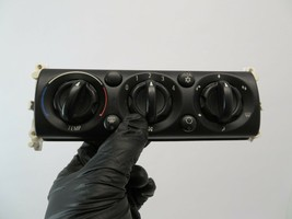 #7050A MINI COOPER 02 03 04 05 06 07 08 TEMP AC HEAT AIR CLIMATE CONTROL... - $20.00