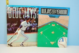 1984 Toronto Blue Jays Yearbook and Sportsbook Magazine - $9.99