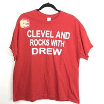 The Price Is Right XL Red T-Shirt Game Show Drew Carey Cleveland Rocks w... - $29.69