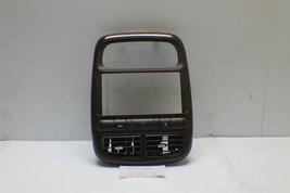 2001-2005 Saturn L Center Dash With Hazard Fog Switch & Vents 9231092 1 ... - $29.69