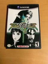 Soul Calibur II (Nintendo GameCube, 2003) - $9.89