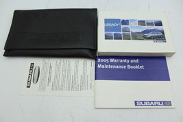 05 Subaru Legacy Vehicle Owners Manual Handbook Guide Set - $22.46