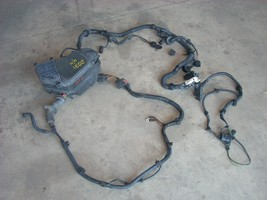 2006 PORSCHE CAYENNE FUSE BOX WITH HARNESS