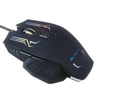 Actto GMSC-13 Blaze Gaming Mouse USB Wired 2400DPI 3000FPS image 1
