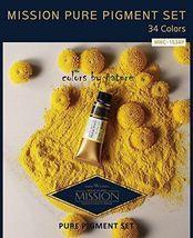 Mijello Mission Gold Class Watercolor Paint Pure Pigment 34 Colors MWC-1534P image 5