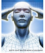 Extraterrestrial infinite White Light Anunnaki Being-DIRECT BINDING - $189.00