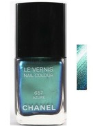 Chanel Le Vernis Nail Colour Polish 0.4 oz/13 ml New in Box - 657 Azure - $22.99