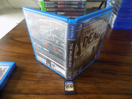 The Walking Dead: The Complete First Season game cart w/case Sony Vita - $22.95
