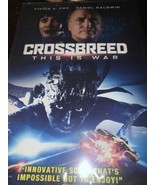 Crossbreed This is War 2018 DVD NEW Sealed NTSC Alien action sci-fi Uncork'd - $7.66