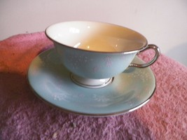 Castleton Corsage cup and saucer 6 available - $11.14