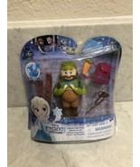 Disney Frozen Princess Little Kingdom Mini Doll Figure Oaken's Ski Trip ... - $19.95