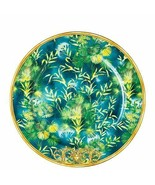 "Versace by Rosenthal Jungle Service Plate 30 cm /11.8"" Set of 4 USED FOR... - $1,197.90"