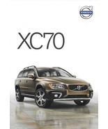 2014 Volvo XC70 sales brochure catalog folder US 14 3.2 T6 AWD - $7.00