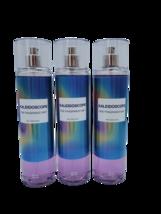 Bath and Body Works Kaleidoscope Fine Fragrance Mist (Set of 3) - $44.99