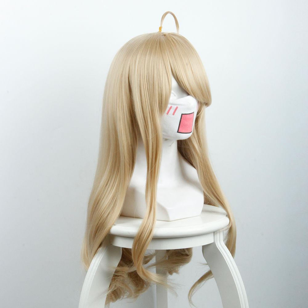 Anime Danganronpa V3: Killing Harmony Akamatsu Kaede Wig Cosplay New