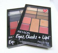Revlon Eyes Cheeks + Lips Makeup Palette Choose Shade - $5.95